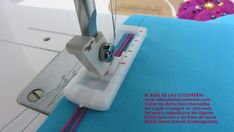 Coser ojales con máquina casera Learn To Sew, Learning, Sewing, Cilantro, Tips, Sewing Tips, Beginner Sewing Patterns, Sewing Lessons, Sewing Techniques