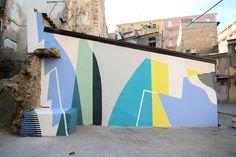 New mural by GUE in Licata, Sicily — Urbanite