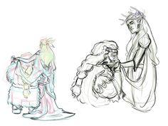 Legolas And Gimli, Thranduil, Tolkien Books, Jrr Tolkien, Bl Comics, Bagginshield, Creature Feature, Disney Marvel, Middle Earth