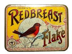 Ogden's Redbreast Flake Tobacco