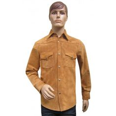 http://leather4gay.wordpress.com/2014/05/10/suede-leather-shirt-with-two-front-pockets/