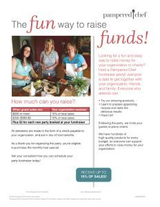 Explore Pampered Chef to find top kitchen products, recipes, and party ideas you'll love, plus details on how to share the love as a Pampered Chef consultant. Fundraiser Party, Raise Funds, Pampered Chef, Youre Invited, How To Raise Money, How To Know, Free Food, Fundraising, Charity