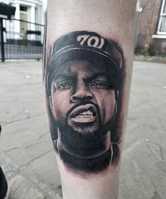 Ice Cube by Higgs (me) @ Four Horsemen UK