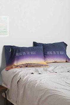 Bring On The Night Pillowcase Set