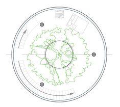 Impressionante casa de vidro tubular construída em torno de uma árvore - Ideias Diferentes