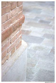 Dettaglio architettonico. Punta della dogana. Venezia. Tadao Ando. Fondazione Francois Pinault.