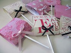 Lollipop covers