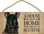 SCOTTISH TERRIER WOOD SIGN MADE IN AMERICA BUY ANY 3 AND GET 1 FREE SCOTTIE DOGS | eBay