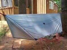 Hammock Camping 101: Tarps