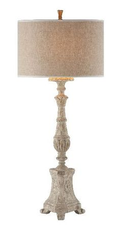 Set of Two Grand Cathedral Lamps design by Aidan Gray
