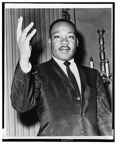 popular african american leader in history martin luther king jr--8/28/1963--I Have A Dream Speech