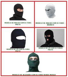 A Balaclava Touca Ninja Motoqueiro Militar é confeccionada em Tecido de  malha nylon com elastano 7debd107855