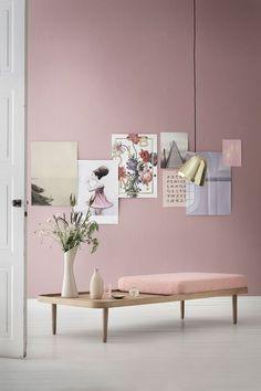 Mur en couleurs, une solution déco tendance !