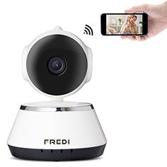FREDI HD 720P 1.0 Megapixel Wireless Network Security WiFi IP Camera with IR-Cut Day/Night Vision 2 Way Au No description (Barcode EAN = 0712243906338). http://www.comparestoreprices.co.uk/december-2016-6/fredi-hd-720p-1-0-megapixel-wireless-network-security-wifi-ip-camera-with-ir-cut-day-night-vision-2-way-au.asp