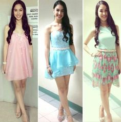 Julia Barretto Diva Fashion, Fashion Models, Star Magic, Child Actresses, Filipina, Celebs, Celebrities, Cloths, Idol