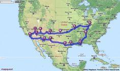Driving Directions from Glencoe, Kentucky to Glencoe, Kentucky | MapQuest