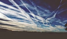 Danger: Chemtrails – Aerial Spraying of Toxic Chemicals —Learn more about how to stop chemtrails and why you should care.