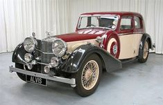 1937 Speed 25 Saloon by Charlesworth