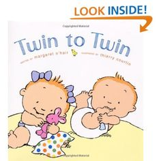 Twin to Twin: Margaret O'Hair, Thierry Courtin: 9780689844942: Amazon.com: Books