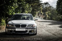 BMW E46 Touring | Stance Works