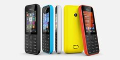 Nokia is in a colorful spritely mood. That is why it has introduced its highly affordable phone series. This comprises the Nokia Nokia 208 and Nokia 208 Dual Sim feature phones. T Mobile Phones, Cheap Cell Phones, Best Mobile Phone, Best Cell Phone, Mobiles, Smartphone, Usb, Java, Apps