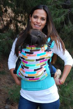 Carry My Baby (Australia) - Tula Baby Carrier - Palette, $189.00 (http://www.carrymybaby.com.au/carriers/tula-baby-carrier-palette/)