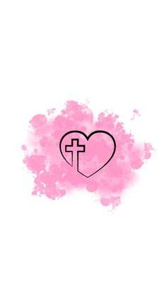 Jesus Wallpaper, Tumblr Wallpaper, Wallpaper Iphone Cute, Cute Wallpapers, Wallpaper Backgrounds, Pink Instagram, Instagram Logo, Instagram Feed, Instagram Story