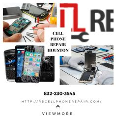 If You Want Fast And Reliable Cell Phone Repair Service In Houston So Rb