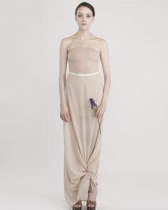 Petra Black Silk Maxi Skirt ⎥Boho Chic Silk Maxi Skirt - Velvet Moon