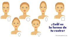 La forma de tu rostro define cómo eres