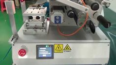 traction wheel locking instructions for solving faults of semi automatic...