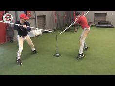 Baseball Tips, Royals Baseball, Baseball Cards, Hitting Drills Softball, Basketball Drills, Pvc Pipe, Swings, Workouts, Coaching