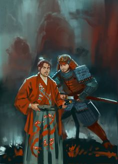 Samurai Abstinence Patrol by Rhineville on DeviantArt Fnaf Movie, Danisnotonfire, Markiplier, Haha Funny, Cool Bands, Game Art, Youtubers, Samurai, Video Game