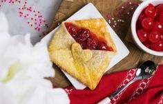 Cherry Pie Envelopes: Send A Sweet Message On Valentine's Day With This Delicious Dessert