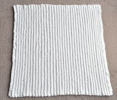 How (and why) to block crochet and knit projects