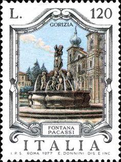 1977Dettaglio francobollo - catalogo completo dei francobolli italiani