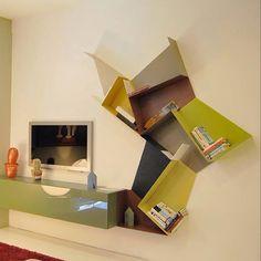 Slide Shelf   #lagodesign #interiordesign  #shelf