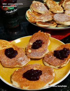 Pancakes, French Toast, Breakfast, Muffin, Food, Morning Coffee, Essen, Pancake, Muffins