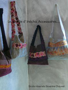 Boutique en Bohème, Unique bags