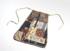 Mary Knight's Pocket, 1st Quarter 19th Century, Jan Whitlock Textiles & Interiors, West Chester, PA