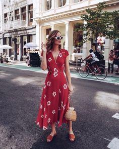 13 Formas de lucir un vestido sin tener que usar tacones