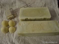 making tallow soap - how to design a soap recipe