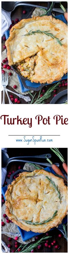 Turkey Pot Pie, grea