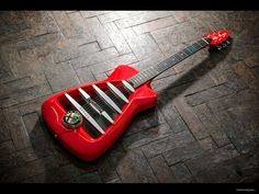 Pictures of car and videos 2014 The Alfa Romeo by Harrison Custom Guitars | SupercarHall