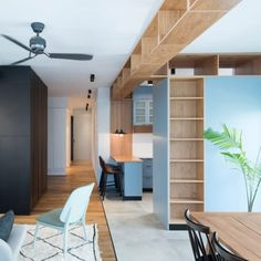 Gallery Of Cheap Apartments Tel Aviv Idea Raanan Stern Arranges Tel Aviv Apartment Around Long Central Corridor