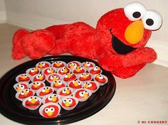 Image result for 1 year old elmo birthday themes for boys