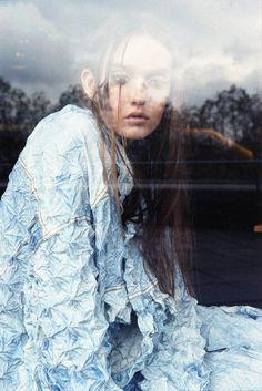 Oyster Originals: Faustine Steinmetz SS15 Shot By Benjamin Mallek | Fashion Magazine | News. Fashion. Beauty. Music. | oystermag.com