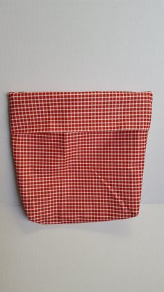How To Sew A Useful Gift For The Home / Sewing Tutorial For A Microwave Popcorn Bag #uniquegift