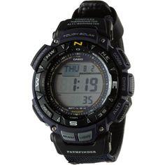 CasioProtrek PAG240B-2 Altimeter Watch