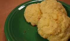 Cheesy Garlic-Herb biscuits - gf with coconut oil/flour.  If you removed the cheddar, it would also be df...